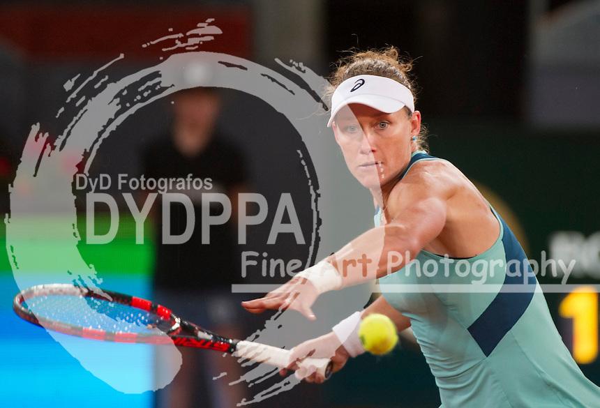 Austrian tennis player Samantha Stosur