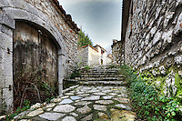 Dimitsana is a mountain village in Arcadia, Peloponnese, Greece.
