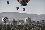 Great Reno Balloon Races 2014