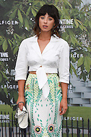 Foxes<br /> arrives for the Serpentine Gallery Summer Party 2016, Hyde Park, London.<br /> <br /> <br /> ©Ash Knotek  D3138  06/07/2016