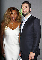 September 09, 2019 Serena Williams, Alexis Ohanian attend the premiere of The Game Changers  at the Regal Battery Park in New York. September 09, 2019 <br /> CAP/MPI/RW<br /> ©RW/MPI/Capital Pictures