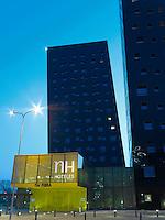 Italy, Italia, Milano; Fiera; Rho; NH Hotel