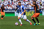 Timor of Club Deportivo Leganes in action during their La Liga match between Club Deportivo Leganes and Valencia CF at the Butarque Municipal Stadium on 25 September 2016 in Madrid, Spain. Photo by Diego Gonzalez Souto / Power Sport Images