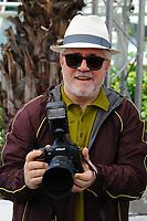 PEDRO ALMODOVAR - CANNES 2017 - PHOTOCALL DU JURY