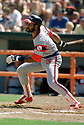 CIRCA 1984: Harold Baines #3 of the Chicago White Sox at bat during a game from his 1984 season with the Chicago White Sox.  Harold Baines played for 22 years with 5 different teams , was a 6-time All-Star. (Photo by: 1984 : SportPics : Harold Baines