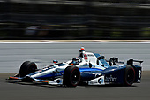 Verizon IndyCar Series<br /> Indianapolis 500 Carb Day<br /> Indianapolis Motor Speedway, Indianapolis, IN USA<br /> Friday 26 May 2017<br /> Max Chilton, Chip Ganassi Racing Teams Honda<br /> World Copyright: Scott R LePage<br /> LAT Images<br /> ref: Digital Image lepage-170526-indy-9641