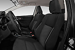 Front seat view of 2016 Scion iM 5 Door Hatchback Front Seat car photos