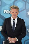 Gordon Ramsey  - Fox Upfronts - May 16, 2016 at Wollman Rink, Central Park, New York City, New York. (Photo by Sue Coflin/Max Photos)