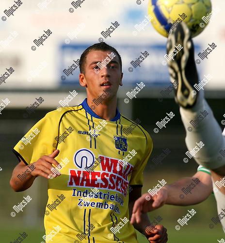 2010-05-23 / Voetbal / seizoen 2010-2011 / KVC Westerlo / Soufiane Bidaoui..Foto: mpics
