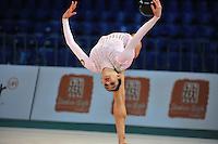 """ZEYNAB JAVADLI of Azerbaijan performs at 2011 World Cup Kiev, """"Deriugina Cup"""" in Kiev, Ukraine on May 06, 2011."""