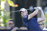 Danny Willett (ENG) tees off the 10th green during Thursday's Round 1 of the 2018 Turkish Airlines Open hosted by Regnum Carya Golf &amp; Spa Resort, Antalya, Turkey. 1st November 2018.<br /> Picture: Eoin Clarke | Golffile<br /> <br /> <br /> All photos usage must carry mandatory copyright credit (&copy; Golffile | Eoin Clarke)
