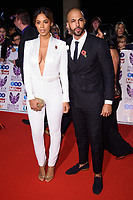 Rochelle and Marvin Humes<br /> at the Pride of Britain Awards 2017 held at the Grosvenor House Hotel, London<br /> <br /> <br /> &copy;Ash Knotek  D3342  30/10/2017
