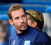 Huddersfield Town manager Jan Siewert<br /> <br /> Photographer Chris Vaughan/CameraSport<br /> <br /> The Carabao Cup First Round - Huddersfield Town v Lincoln City - Tuesday 13th August 2019 - John Smith's Stadium - Huddersfield<br />  <br /> World Copyright © 2019 CameraSport. All rights reserved. 43 Linden Ave. Countesthorpe. Leicester. England. LE8 5PG - Tel: +44 (0) 116 277 4147 - admin@camerasport.com - www.camerasport.com