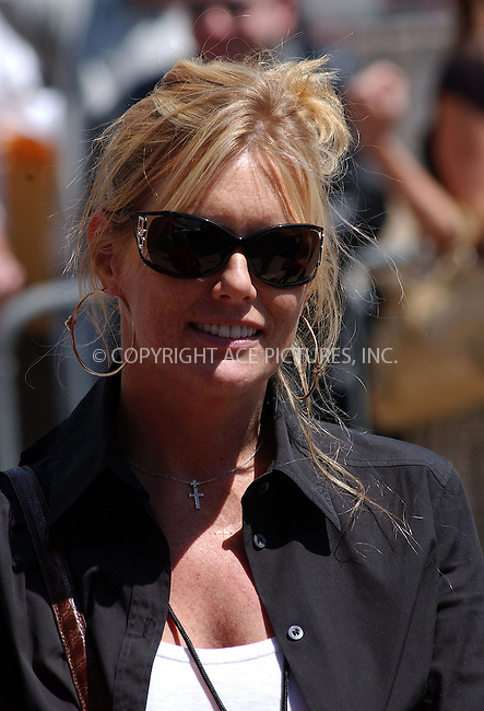 WWW.ACEPIXS.COM . . . . . ....NEW YORK, MAY 10, 2005....Patti Hansen at a press conference held at the Julliard School of Music where The Rolling Stones announced their plans for a 2005-2006 World Tour.....Please byline: KRISTIN CALLAHAN - ACE PICTURES.. . . . . . ..Ace Pictures, Inc:  ..Craig Ashby (212) 243-8787..e-mail: picturedesk@acepixs.com..web: http://www.acepixs.com