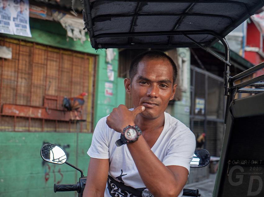 Portrait, Street Photography, Manila, Philippines