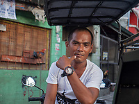 Portrait, Street Photography, Manila, Philippines