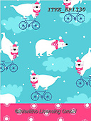 Isabella, GIFT WRAPS, GESCHENKPAPIER, PAPEL DE REGALO, Christmas Santa, Snowman, Weihnachtsmänner, Schneemänner, Papá Noel, muñecos de nieve, paintings+++++,ITKEBR1330,#gp#,#x#