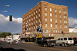 Hotel Nevada, downtown Aultman Street, Ely, Nevada.