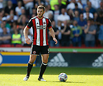 Jack O'Connell of Sheffield Utd during the Championship match at Bramall Lane, Sheffield. Picture date 26th August 2017. Picture credit should read: Simon Bellis/Sportimage