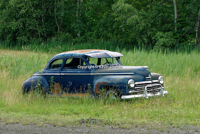 1948 Plymouth, Covenant, New York, USA