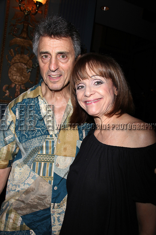 "***Exclusive Coverage***<br /> Backstage at ""LOOPED"" starring Valerie Harper as Tallulah Bankhead at the Arena Stage - Ford Theatre  in Washington, D.C. June 12, 2009<br /> pictured: Valerie Harper & husband Tony Cacciotti (Producer)"