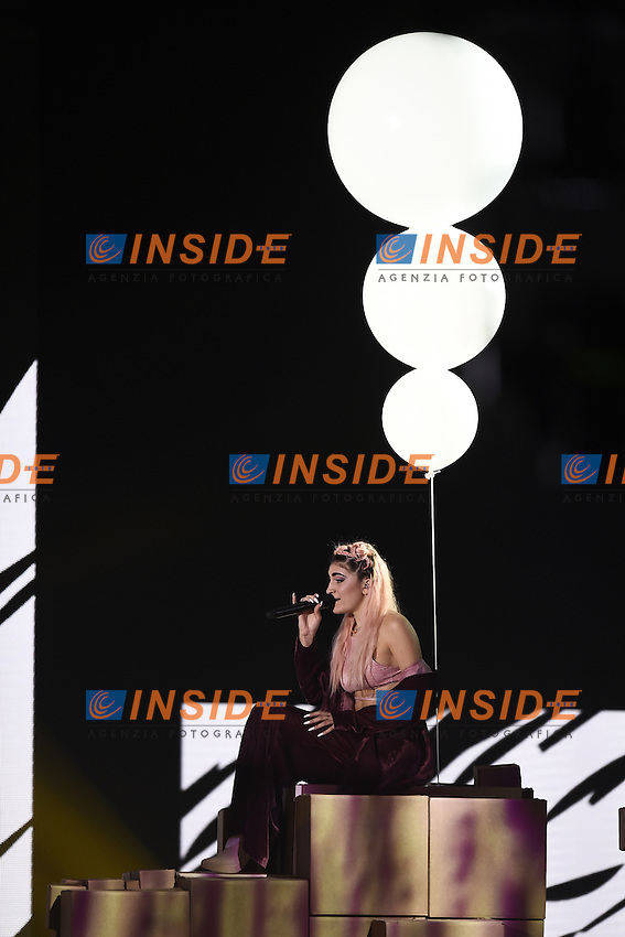 Milano 17-11-2016 - trasmissione Tv X-Factor / foto Daniele Buffa/Image/Insidefoto  <br /> nella foto: Roshelle