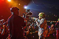 King Sturgav and Volcano Hi Power.Tower Ballroom Birmingham.Cocoa Tea center stage