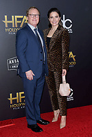 04 November 2018 - Beverly Hills, California - Brad Bird, Sophia Bush . 22nd Annual Hollywood Film Awards held at Beverly Hilton Hotel. <br /> CAP/ADM/BT<br /> &copy;BT/ADM/Capital Pictures