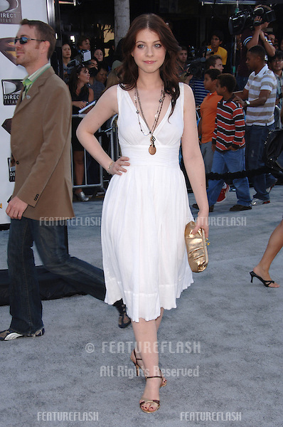 "Actress MICHELLE TRACHTENBERG at the world premiere of ""Superman Returns"" in Los Angeles..June 21, 2006  Los Angeles, CA.© 2006 Paul Smith / Featureflash"