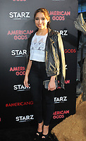 www.acepixs.com<br /> <br /> April 20 2017, New York City<br /> <br /> Jessica Parker Kennedy arriving at the premiere of 'American Gods' at the ArcLight Cinemas Cinerama Dome on April 20, 2017 in Hollywood, California.<br /> <br /> By Line: Peter West/ACE Pictures<br /> <br /> <br /> ACE Pictures Inc<br /> Tel: 6467670430<br /> Email: info@acepixs.com<br /> www.acepixs.com