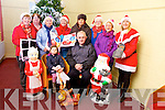 Preparing for the Annual Tinteán Theatre Christmas Market in Ballybunion taking place this Sunday from 2pm were: Ellie Creedon, Noel Finucane, Catherine Long, Josephine Kennelly, Mary Kidney, Nora Dillon, Joanne Kelly Walsh, Mary Martin, Una Mulcare and Maggie Hayes.