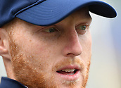 June 10th 2017, Edgbaston, Birmingham, England;  ICC Champions Trophy Cricket, England versus Australia; Ben Stokes of England before the match