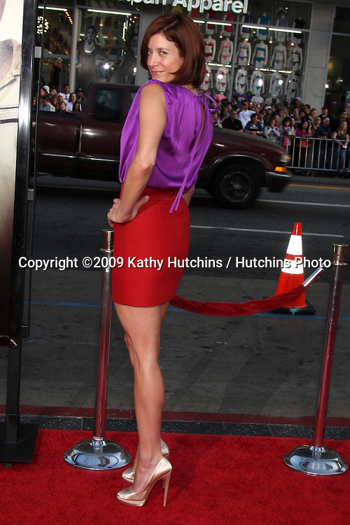 "Kate Walsh arriving  at the World Premiere of ""Hangover"" at Grauman's Chinese Theater in Los Angeles, CA  on June 1, 2009 .©2009 Kathy Hutchins / Hutchins Photo."