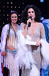 Teal Wicks and Stephanie J. Block during the Broadway Opening Night Curtain Call of 'The Cher Show'  at Neil Simon Theatre on December 3, 2018 in New York City.