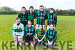 At the Kerry ETB tag rugby tournament at Tralee Sports Complex on Friday were Causeway Comprehensive School B team