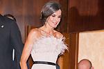 Queen Letizia of Spain during the Princess of Asturias Awards concert in Oviedo . October 17, 2019.. (ALTERPHOTOS/ Francis Gonzalez)
