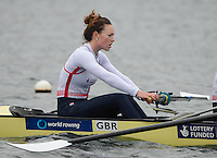 Caversham. Berkshire. UK<br /> Karen BENNETT.<br /> 2016 GBRowing European Team Announcement,  <br /> <br /> Wednesday  06/04/2016 <br /> <br /> [Mandatory Credit; Peter SPURRIER/Intersport-images]