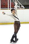 ISU Wolrd figure skating championshis 2011 El patinador Javier Fernandez, fa historia en el patinatje sobre gel espanyol al classificarse en una magnifica 10 posicio final al mundial de Moscu. Fotos del campionat d'espanya
