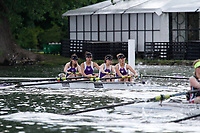 Race: 203 J16 4+ Quarter-Final - Yarm Sch vs Putney High Sch<br /> <br /> Henley Women's Regatta 2017<br /> <br /> To purchase this photo, or to see pricing information for Prints and Downloads, click the blue 'Add to Cart' button at the top-right of the page.