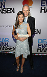 Jessica Rose and Corey Brunish attends the Broadway Opening Night After Party for 'Dear Evan Hansen'  at The Pierre Hotel on December 3, 2016 in New York City.