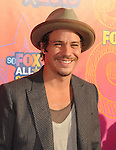 LOS ANGELES, CA. - August 02: Michael Raymond James arrives at the FOX 2010 Summer TCA All-Star Party at Pacific Park - Santa Monica Pier on August 2, 2010 in Santa Monica, California.