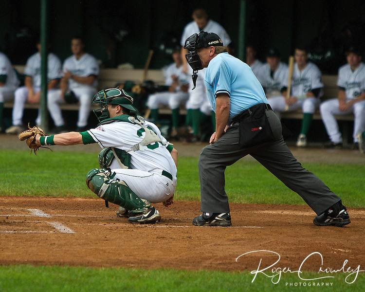 Vermont Mountaineers defeated Holyoke Blue Sox at Recreation Field by a score of 7-1.