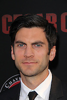 """Wes Bentley<br /> at the """"Cesar Chavez"""" Los Angeles Premiere, TCL Chinese Theater, Hollywood, CA 03-20-14<br /> David Edwards/DailyCeleb.Com 818-249-4998"""