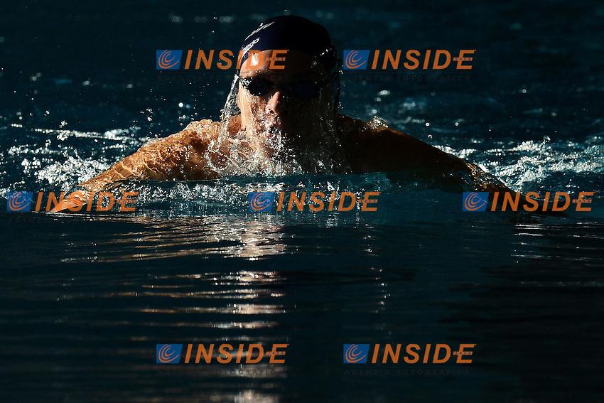 Alessandro Cuoghi 400m Misti .Riccione 19/12/2012 Piscina Comunale .Campionati Italiani Asssoluti Invernali Open Nuoto Riccione 2012  .Foto Andrea Staccioli Insidefoto