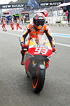 IVECO DAILY TT ASSEN 2014, TT Circuit Assen, Holland.<br /> Moto World Championship<br /> 28/06/2014<br /> Free&Qualifyng Practices<br /> marc marquez<br /> RME/PHOTOCALL3000