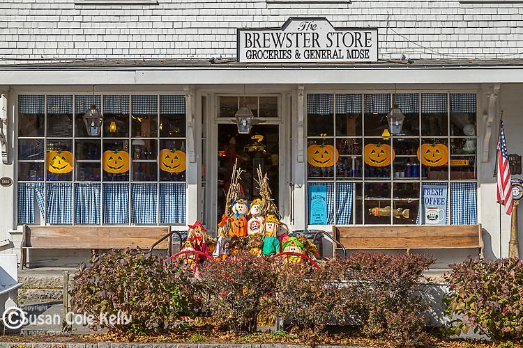 The Brewster Store in Brewster, Cape Cod, Massachusetts, USA