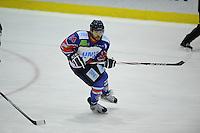 IJSHOCKEY: HEERENVEEN: IJsstadion Thialf, 02-02-2013, Eredivisie, UNIS Flyers - Amsterdam G's, Eindstand: 9-2, Trevor Hunt (#24 | Flyers), ©foto Martin de Jong