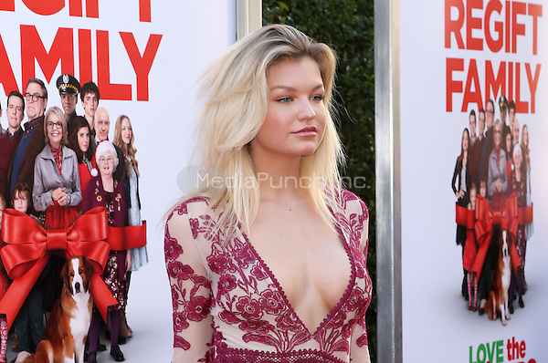 """Los Angeles, CA - November 12 Meredith Hennessy Attending """"Love The Coopers"""" Holiday Luncheon Benefiting The LA Regional Food Bank At The Grove On November 12, 2015. Photo Credit: Faye Sadou / MediaPunch"""