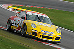 Richard Plant - Team Parker Racing Porsche Carrera Cup GB