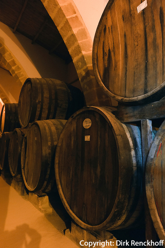 Weingut Florio in Marsala, Sizilien, Italien